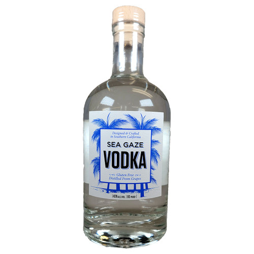 Sea Gaze Vodka