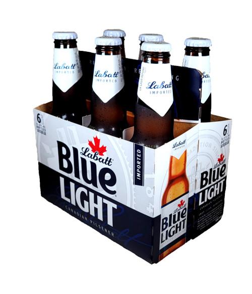 Labatt Blue Light Canadian Pilsner 6-Pack