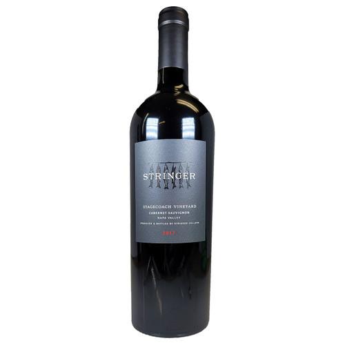 Stringer 2017 Stagecoach Vineyard Cabernet Sauvignon