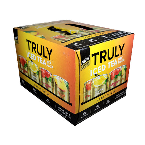 Truly Iced Tea Mix 12-Pack Can