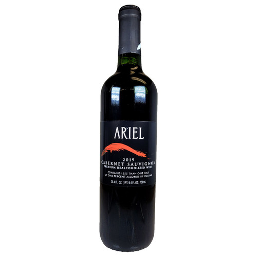 Ariel 2019 Cabernet Sauvignon Non-Alcoholic