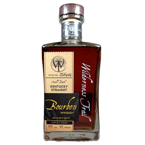 Wilderness Trail Small Batch Bourbon Bottled In Bond