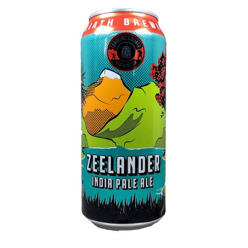 Toppling Goliath Zeelander IPA Can
