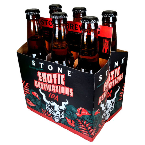 Stone Exotic Destinations IPA 6-Pack