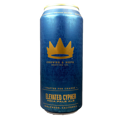 Crown & Hops Elevated Cypher IPA Can