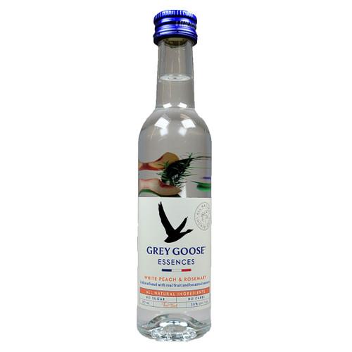 Grey Goose Essences White Peach & Rosemary Vodka 50ML