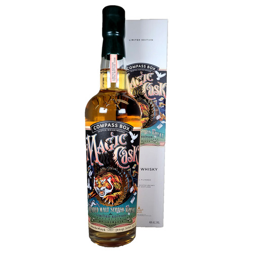 Compass Box Magic Cask Blended Malt Scotch Whisky