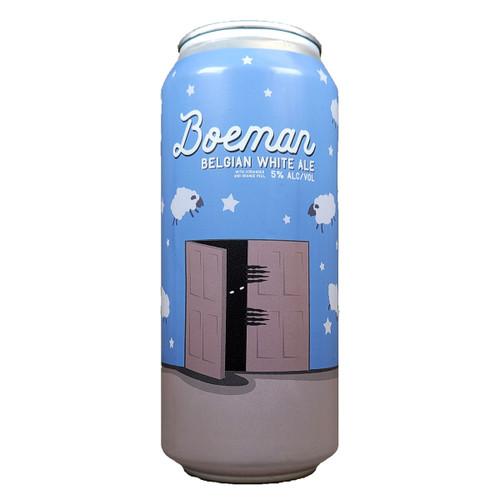 Ogopogo Boeman Belgian White Ale Can