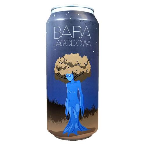 Ogopogo Baba Jagodowa Milkshake IPA Can