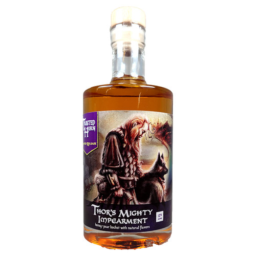 Twisted Horn Thor's Mighty Impearment Honey-Pear Bochet