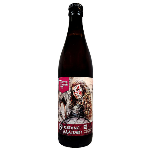 Twisted Horn Blushing Maiden Mead