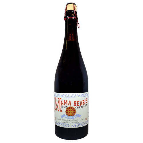 Crooked Stave Mama Bear's Sour Cherry Pie Grand Cru