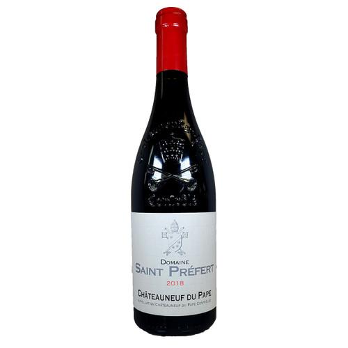 Domaine Saint Prefert 2018 Chateauneuf du Pape