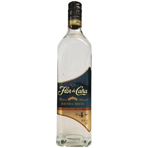 Flor De Cana 4 Year White Rum