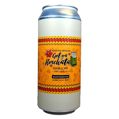 Mumford / Magnify Got Ya Horchata Double IPA Can