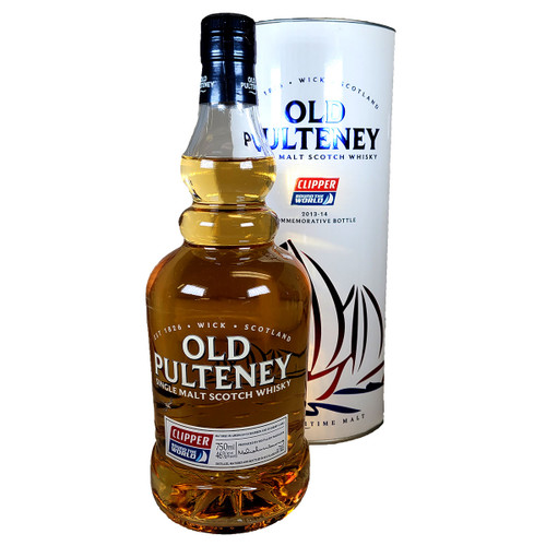 Old Pulteney Clipper  Commemorative Single Malt Scotch Whisky