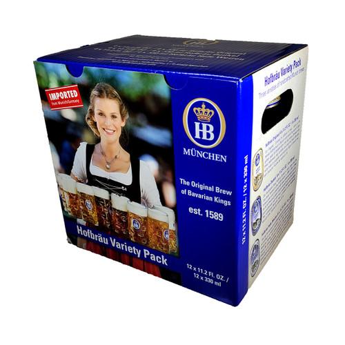 Hofbrau Variety 12-Pack