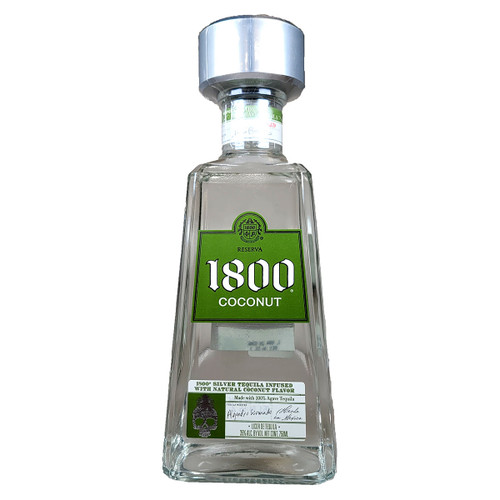 1800 Coconut Flavored Tequila