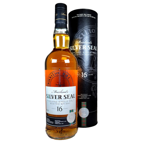 Muirhead's Silver Seal 16 Year Speyside Scotch Whisky