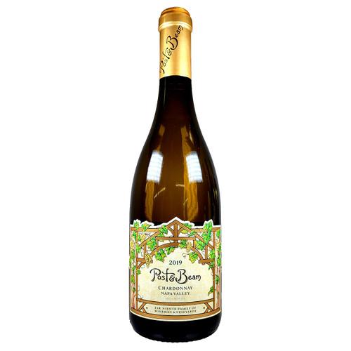 Post & Beam 2019 Chardonnay