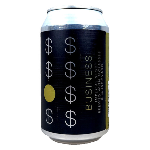 Stillwater Business Imperial Stout Can