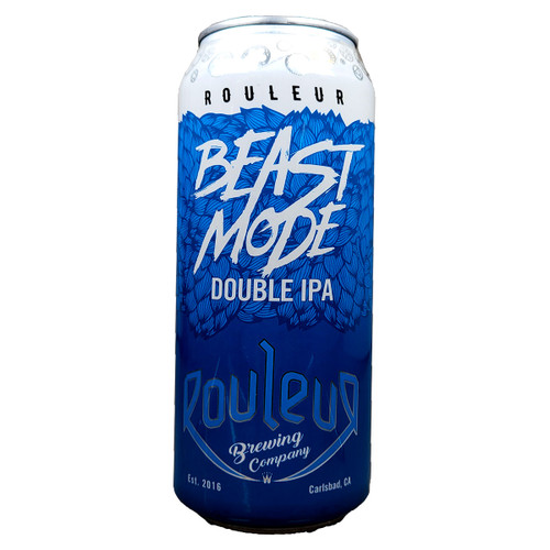 Rouleur Beast Mode Double IPA Can