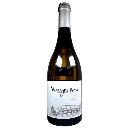 Montagne Russe 2017 Roberts Road Vineyard Chardonnay