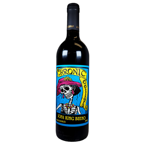 Chronic Cellars 2018 Sofa King Bueno