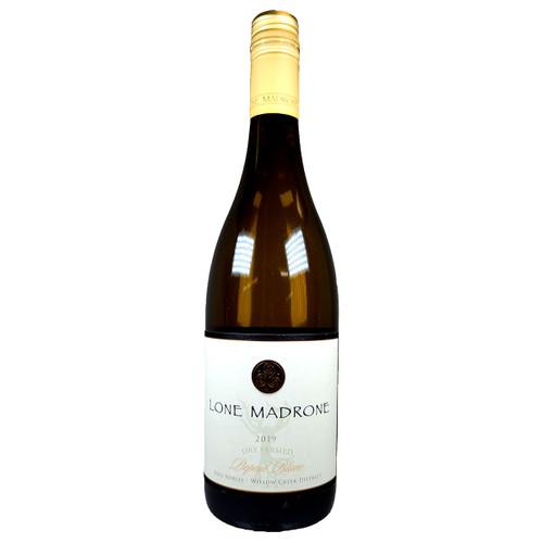 Lone Madrone 2019 Picpoul Blanc