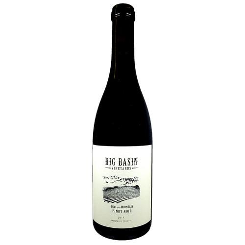 Big Basin 2017 Dune Pinot Noir