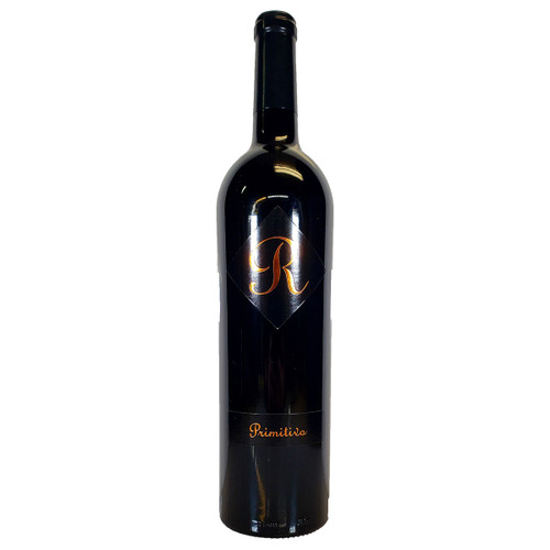 Runquist 2017 Nostro Vino Vineyard Primitivo