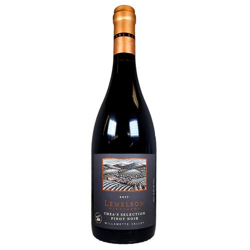 Lemelson 2017 Thea's Selection Estate Pinot Noir
