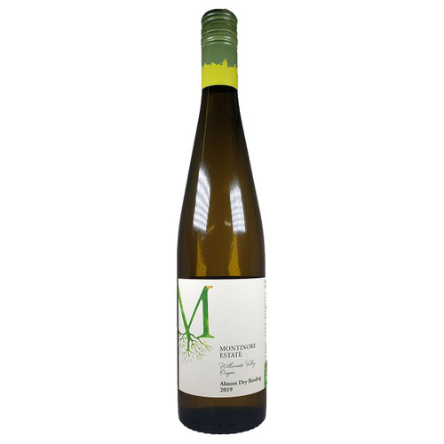 Montinore Estate 2019 Almost Dry Riesling