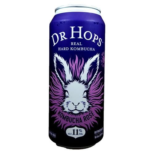 Dr Hops Kombucha Rose Can