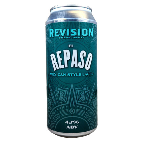 Revision El Repaso Mexican-Style Lager 4-Pack Can