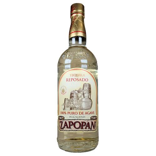 Zapopan Reposado Tequila 1.0L