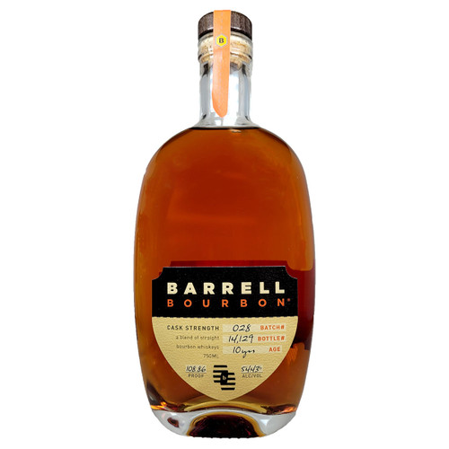 Barrell Bourbon Batch #028 10 Year