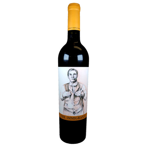 Donati 2015 The Immigrant Merlot, 750ml