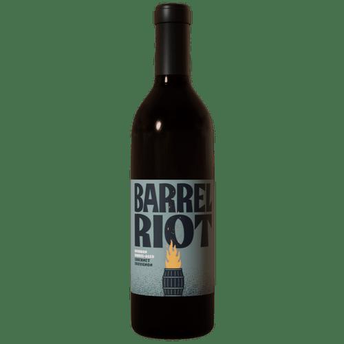 Barrel Riot 2018 Bourbon Barrel Aged Cabernet Sauvignon