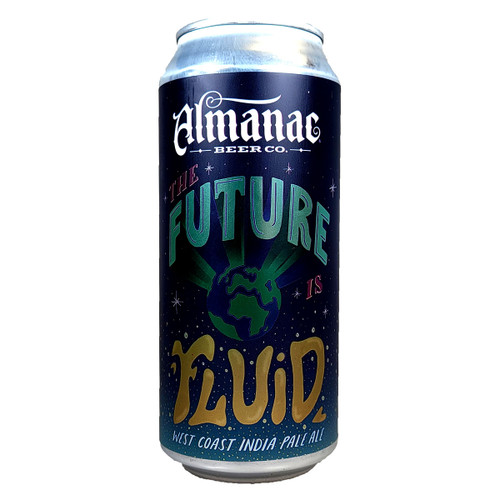 Almanac The Future Is Fluid West Coast IPA Can
