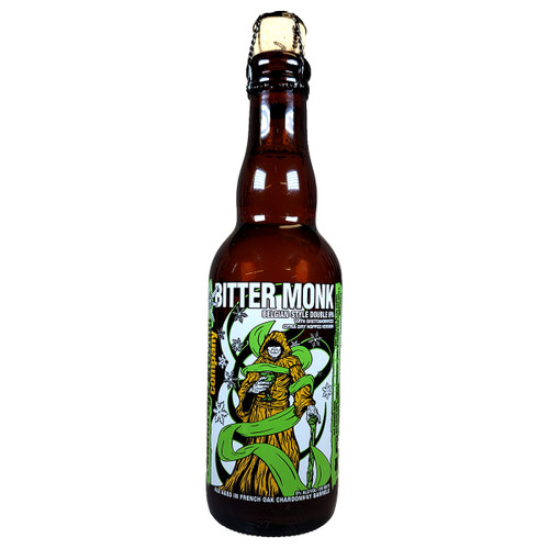 Anchorage Bitter Monk Belgian-Style Double IPA - Citra Dry Hop Version