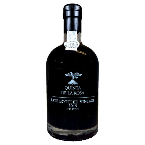 Quinta de la Rosa 2015 Late Bottled Vintage Porto 500ML