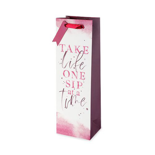 One Sip At A Time Gift Bag