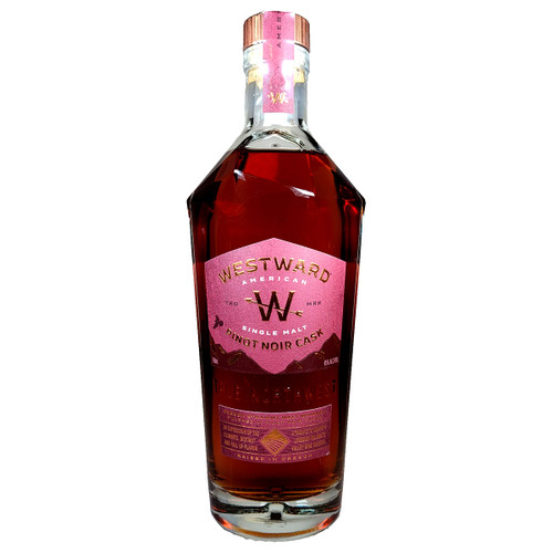 Westward American Single Malt Pinot Noir Cask