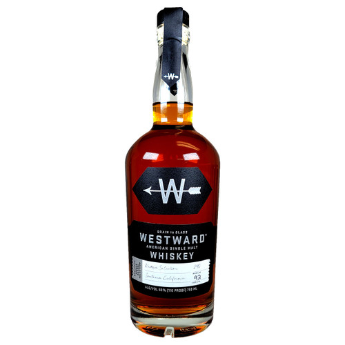 Westward Whiskey Single Barrel Batch #133