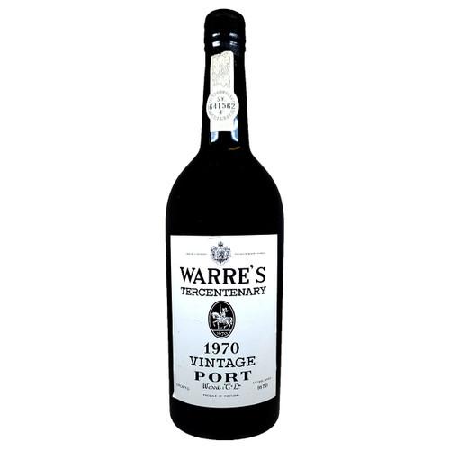 Warre's 1970 Vintage Porto