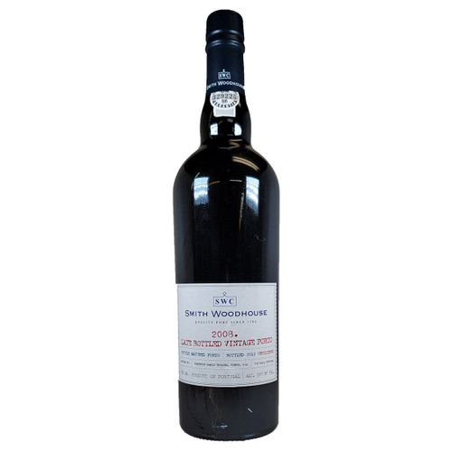 Smith Woodhouse 2008 Late Bottled Vintage Port