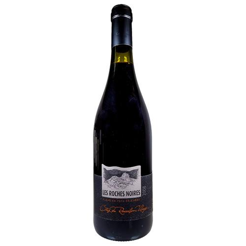 Les Vignerons de Maury 2008 Cotes du Roussilon Villages Les Roches Noires