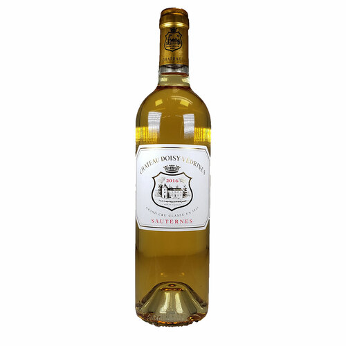 Chateau Doisy Vedrines 2016 Sauternes