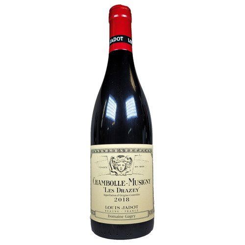 Louis Jadot 2018 Domaine Gagey Les Drazeys Chambolle Musigny